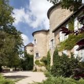 Le Château d'Igé en Bourgogne du Sud